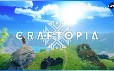 Craftopia is the weird journey I needed right now